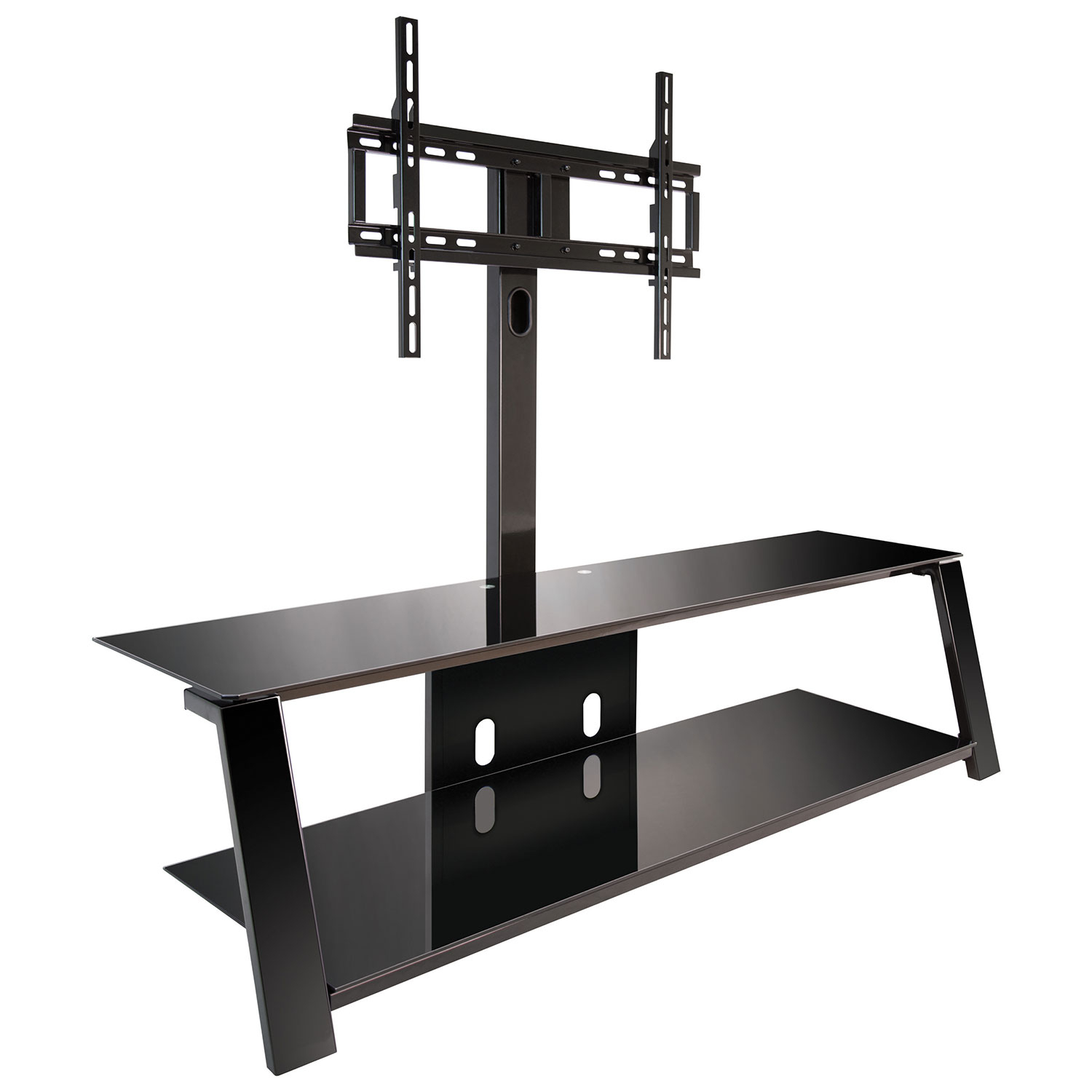 "Bell'o Full-Motion Tv Stand For Tvs Up To 70"" (Tp4463) - Black : Tv in Valencia 70 Inch Tv Stands (Image 1 of 30)"