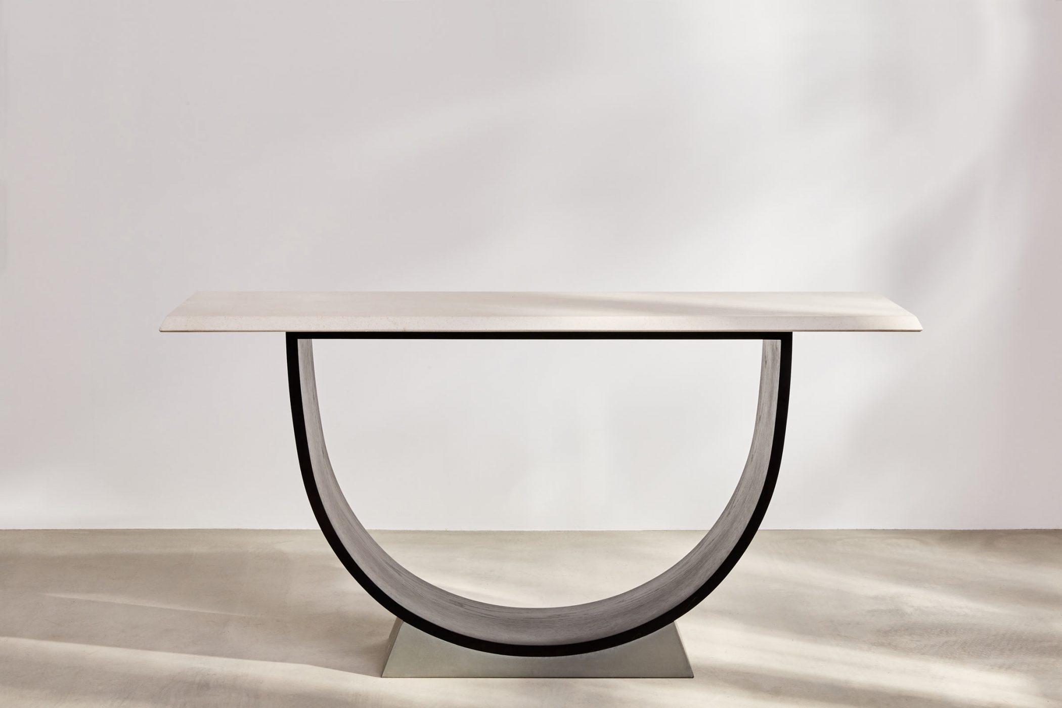 Bentwood Console Table Archives – Benchmark in Archive Grey Console Tables (Image 2 of 30)