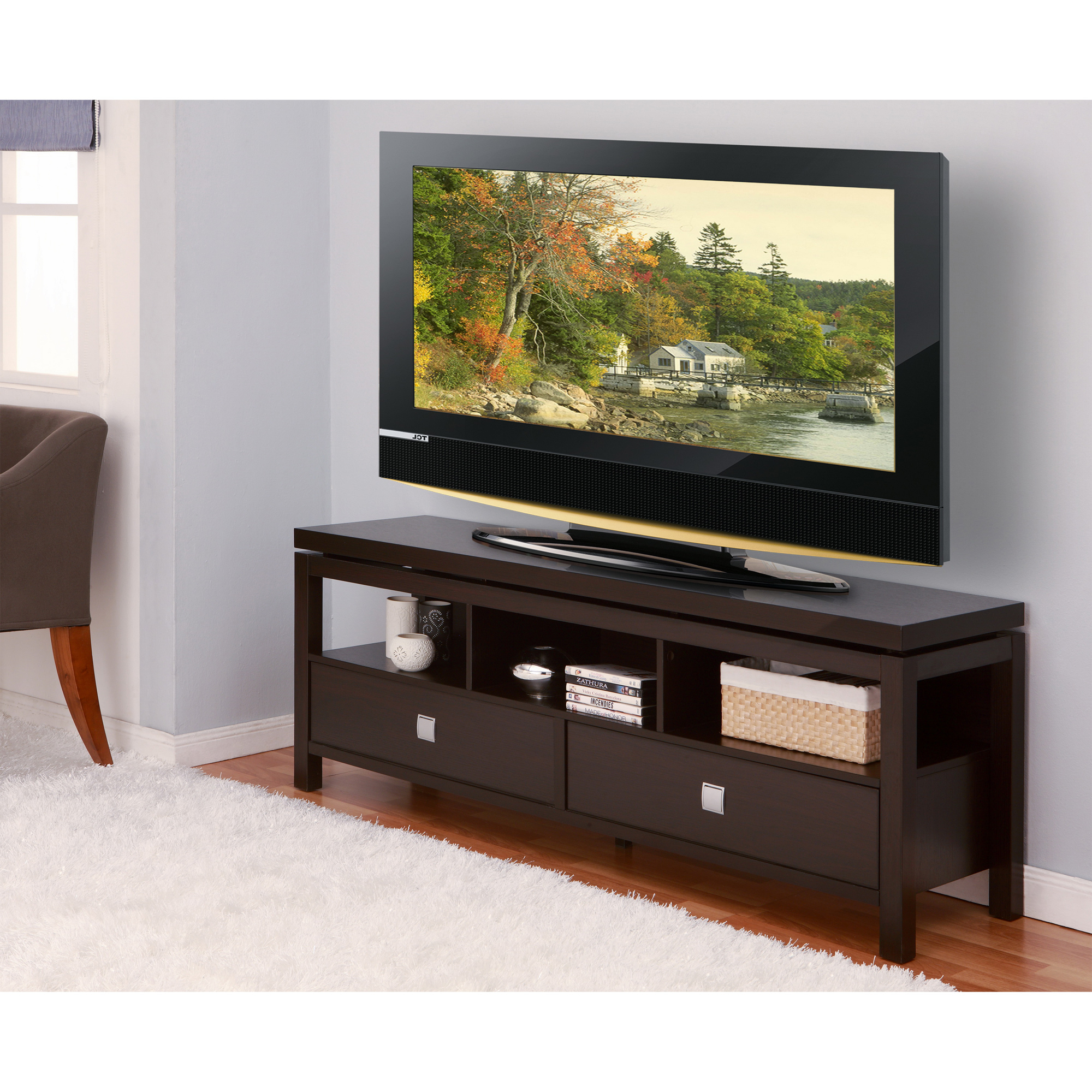 Best Tv Stands Review 65 Inch Stand White 44 50 Walmart Costco Wall For Oxford 70 Inch Tv Stands (View 10 of 30)