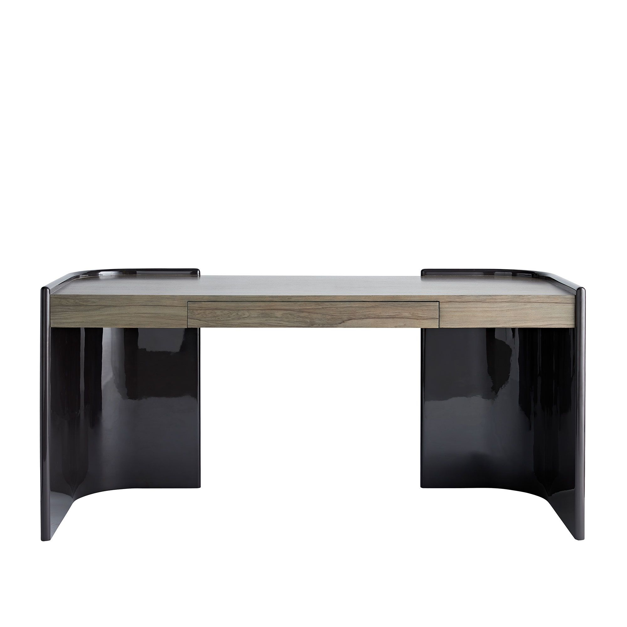 Bette Leather Ottoman, , Hi Res | Renovation Dreams | Pinterest With Parsons Clear Glass Top & Stainless Steel Base 48x16 Console Tables (View 16 of 30)