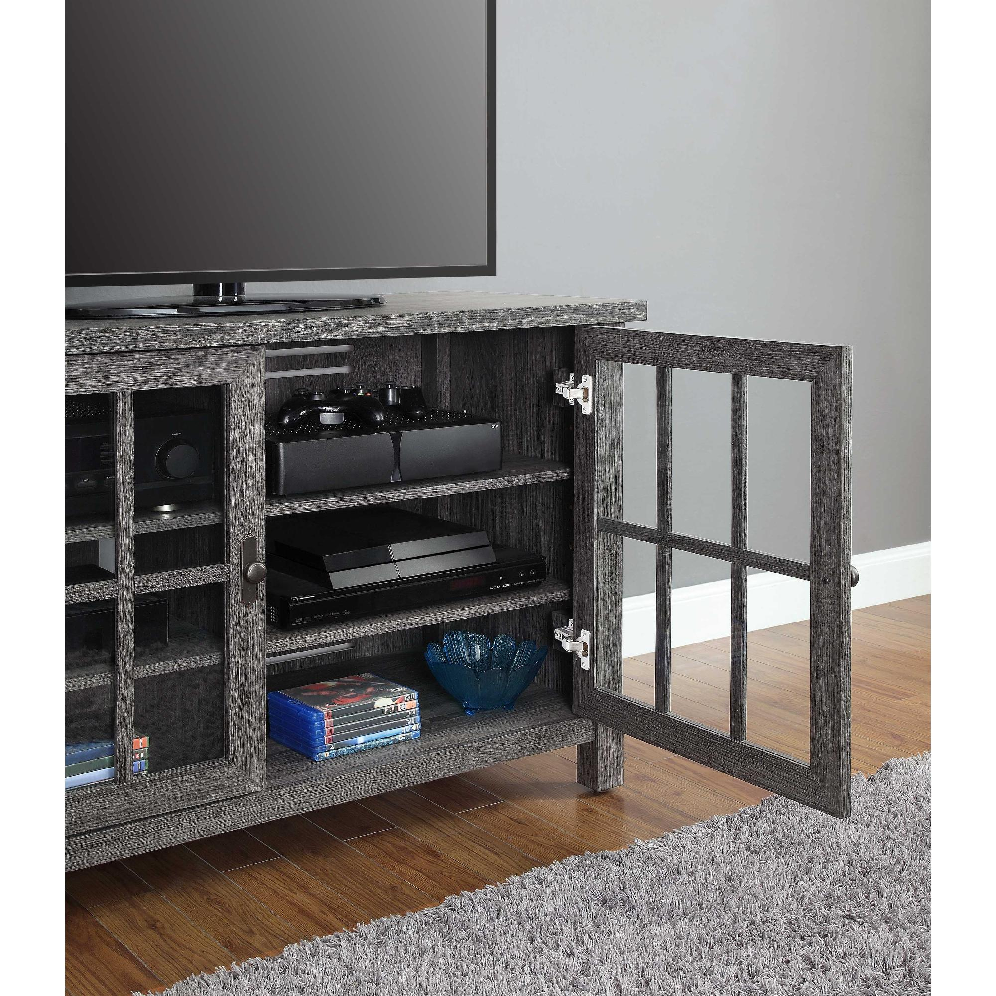 Better Homes And Gardens Oxford Square Tv Console For Tvs Up To 55 intended for Oxford 60 Inch Tv Stands (Image 13 of 30)