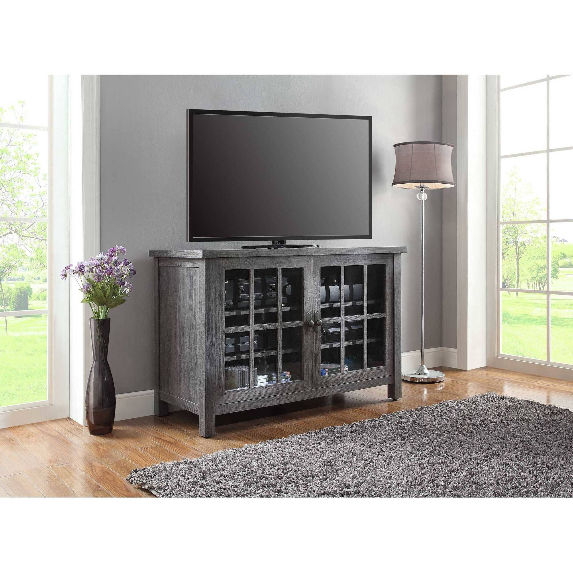 Better Homes And Gardens Oxford Square Tv Console For Tvs Up To 55 intended for Oxford 70 Inch Tv Stands (Image 5 of 30)