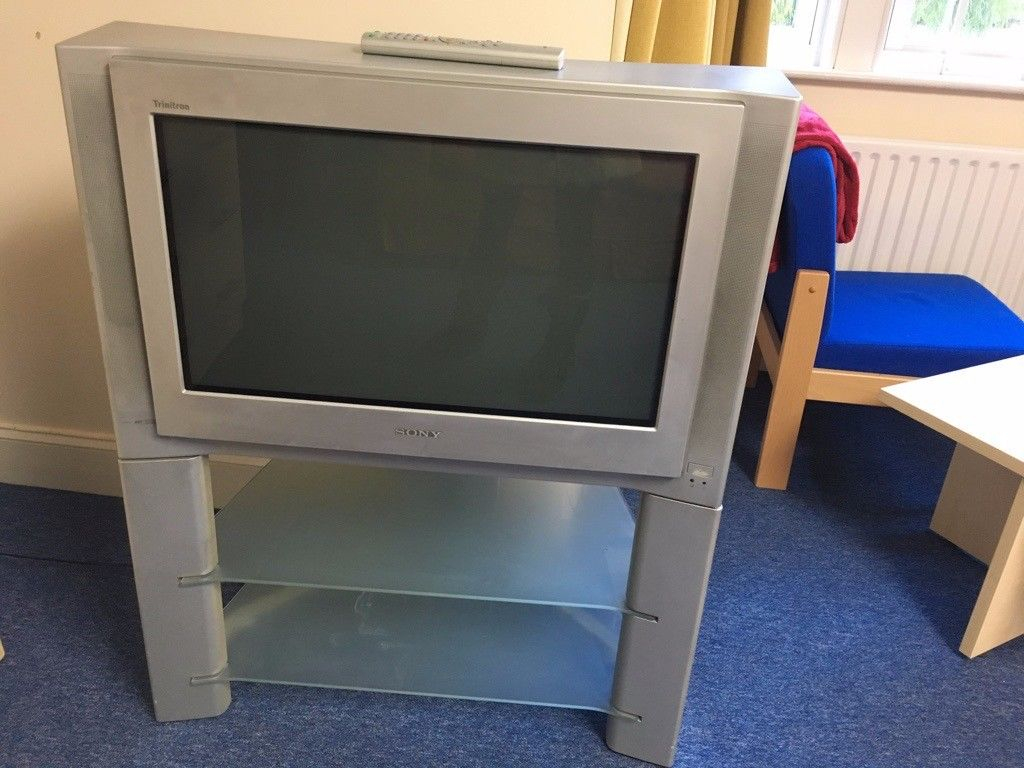 Big Sony Tv, Stand, And Remote | In Oxford, Oxfordshire | Gumtree regarding Oxford 60 Inch Tv Stands (Image 15 of 30)