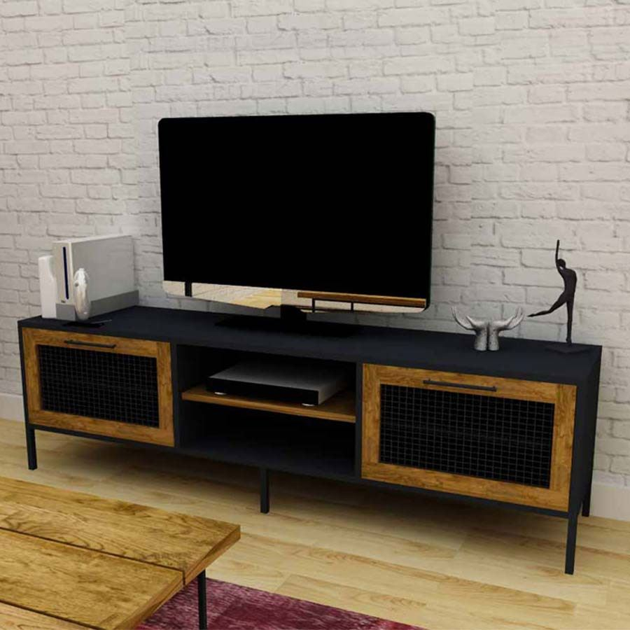 Boston Tv Ünitesi | 140 Cm | Koçtaş Pertaining To Cato 60 Inch Tv Stands (View 12 of 30)