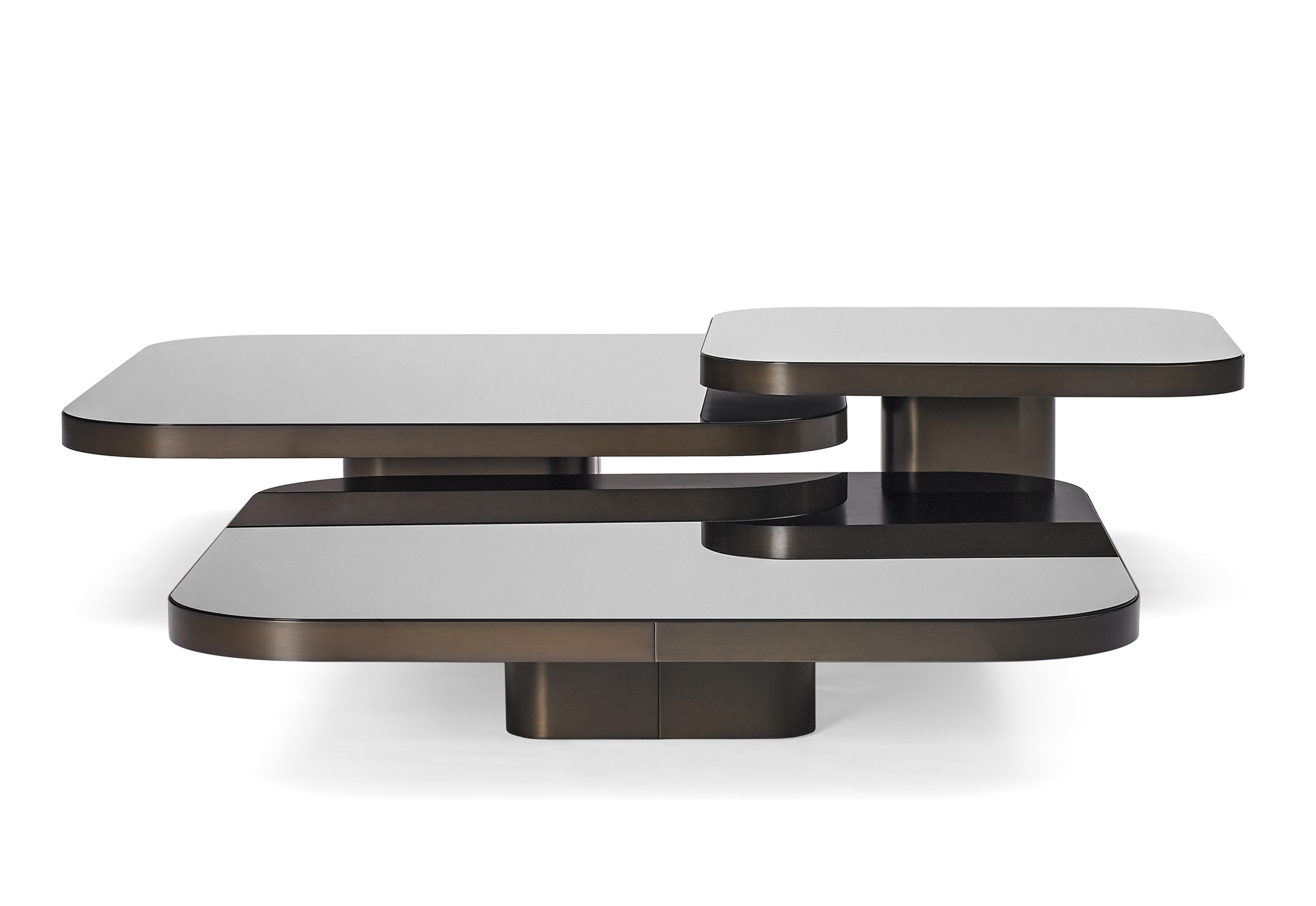 Bow Coffee Tableclassicon | Stylepark With Natural 2 Door Plasma Console Tables (View 23 of 30)