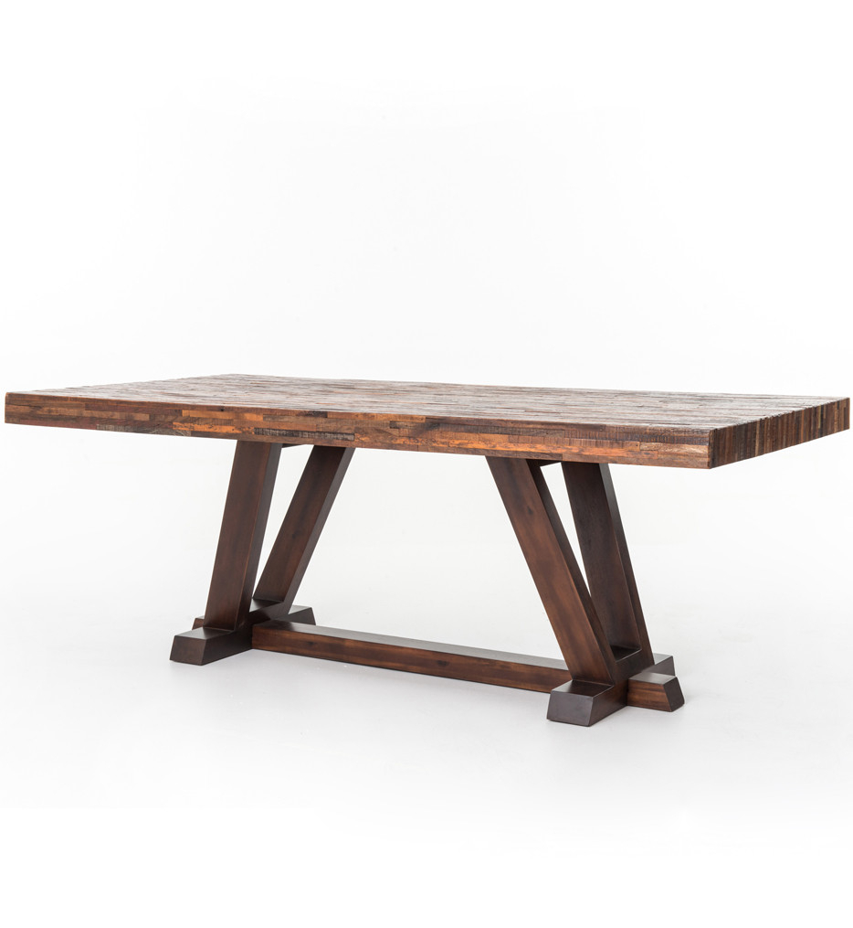 Brendlen Morris Tuscan Spring Sundried Wheat 72 Inch Long Console In Silviano 84 Inch Console Tables (View 16 of 30)
