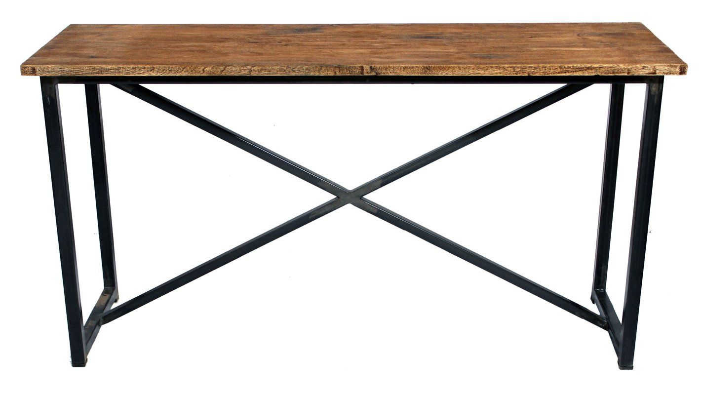 Bryana Rectangle Console Table In 2018 | Project: Herriott Inside Silviano 84 Inch Console Tables (View 19 of 30)