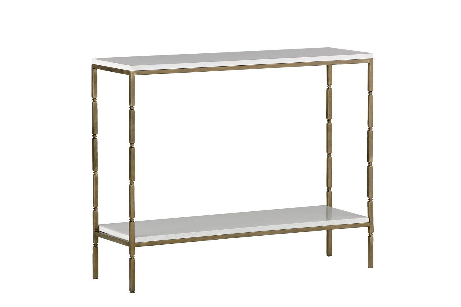 Bryson Console | Products | Pinterest | Consoles And Products With Clairemont Demilune Console Tables (View 4 of 30)