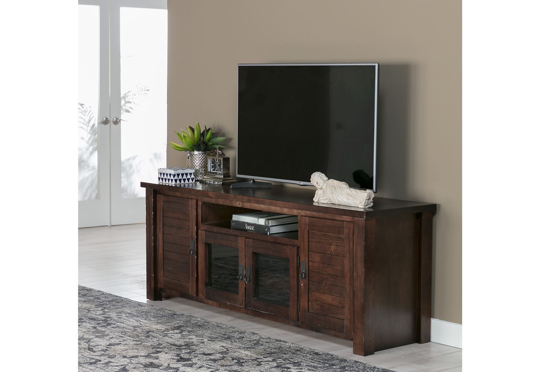 Canyon 74 Inch Tv Stand | For The Home | Pinterest | Home Living for Canyon 74 Inch Tv Stands (Image 4 of 30)