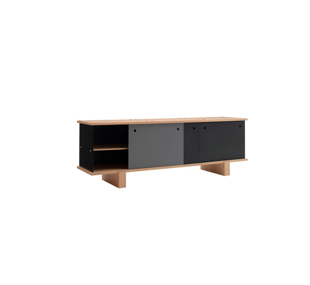 Cassina: Sofas, Chairs, Armchairs And Furniture | Mohd Shop Intended For Dixon White 58 Inch Tv Stands (View 21 of 30)