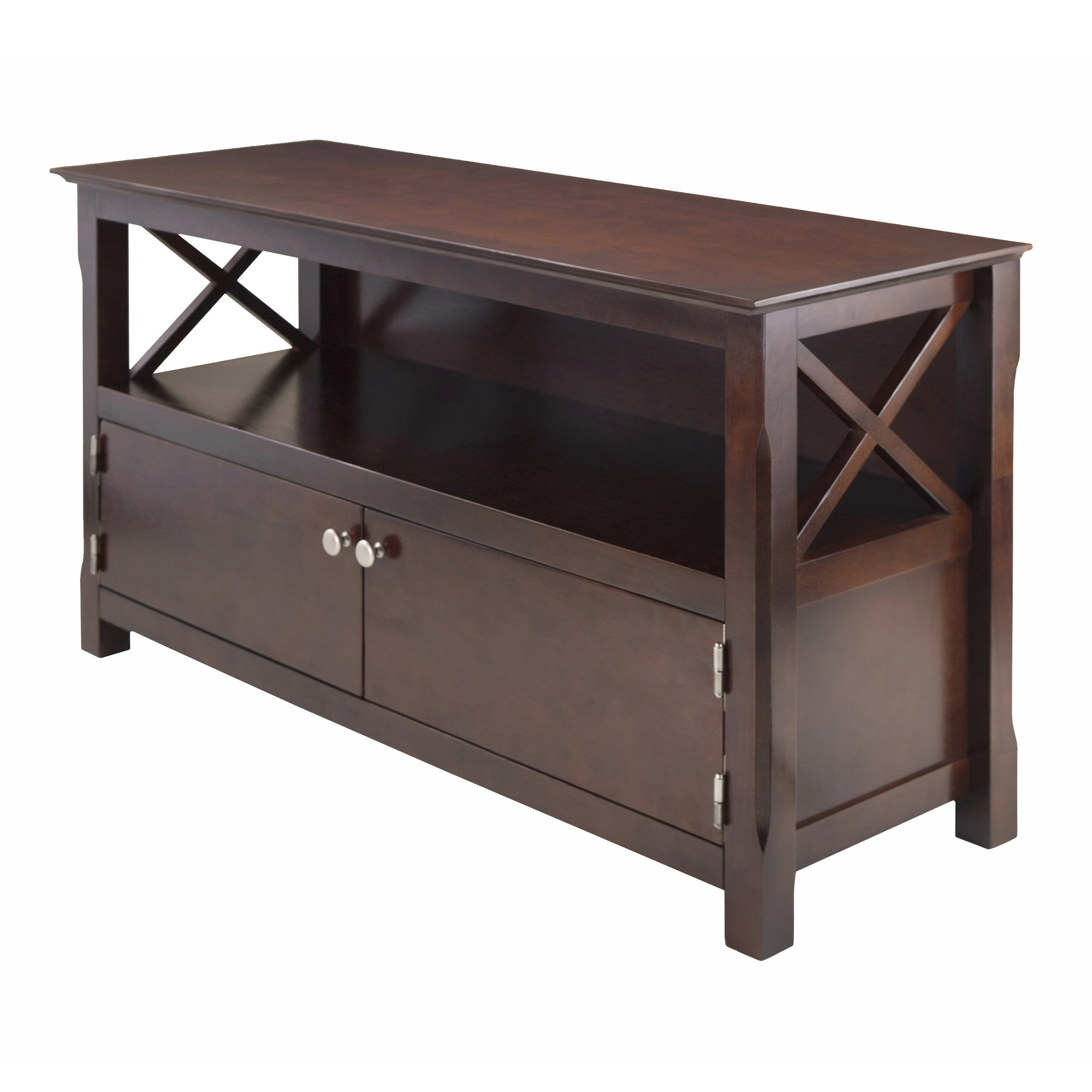 """Charlton Home Inman Tv Stand For Tvs Up To 43"""" & Reviews 