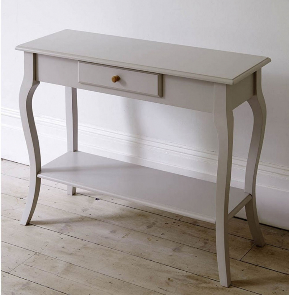 Cheap Console Tables Ireland – Iorpheus in Archive Grey Console Tables (Image 4 of 30)