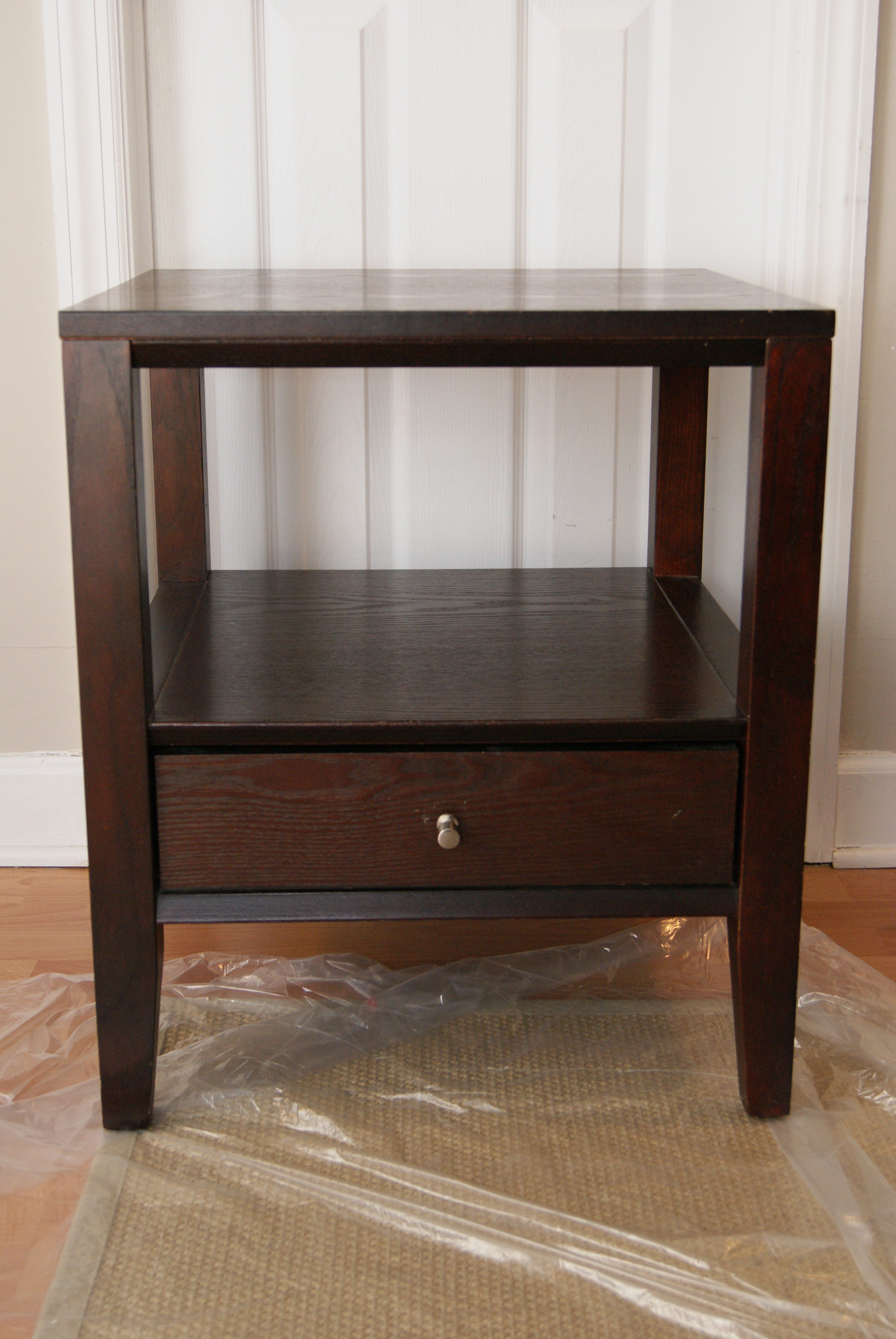 Coffee Accent Tables Side For Small Spaces Antique Dark Near In Layered Wood Small Square Console Tables (View 5 of 30)