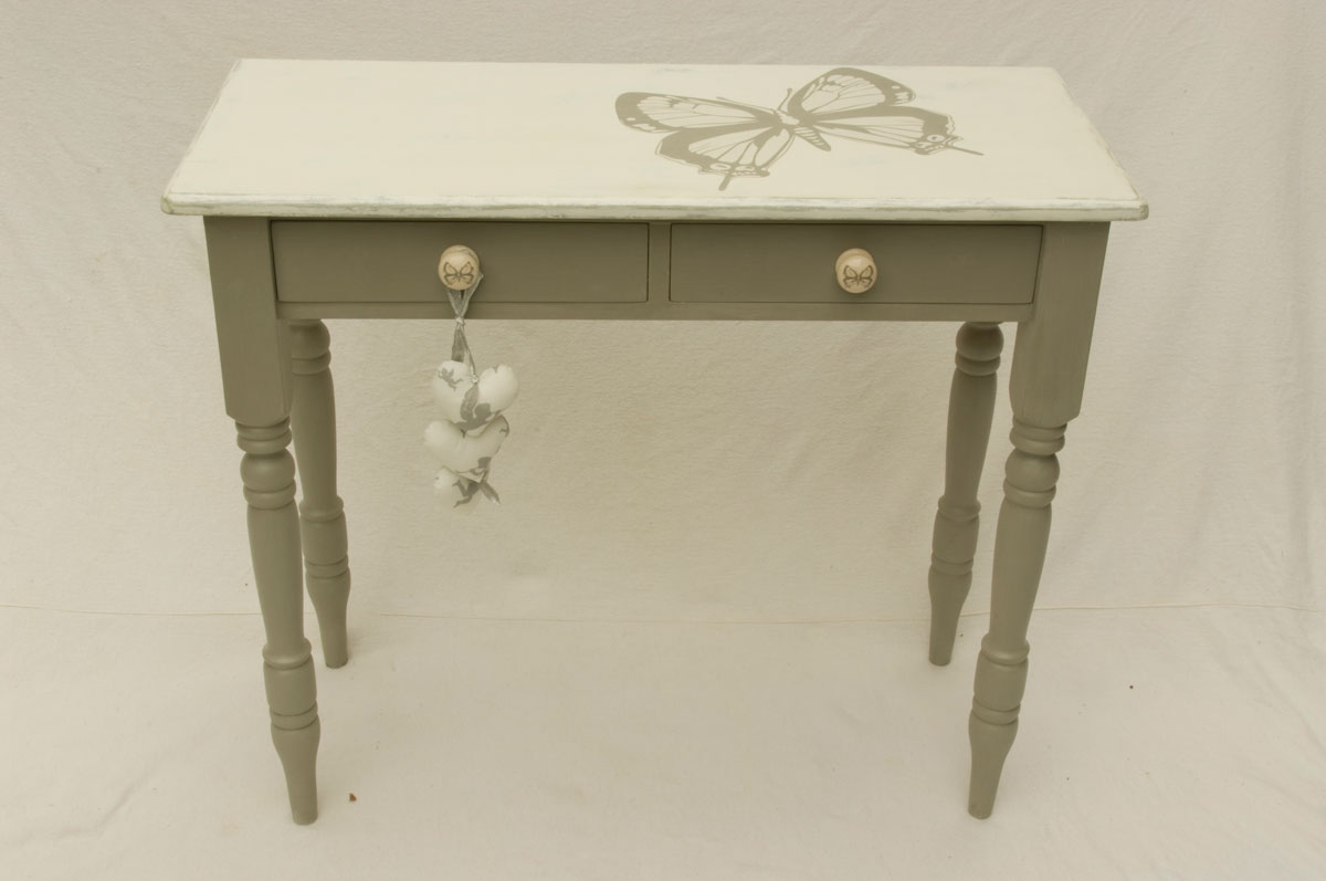 Featured Photo of Archive Grey Console Tables