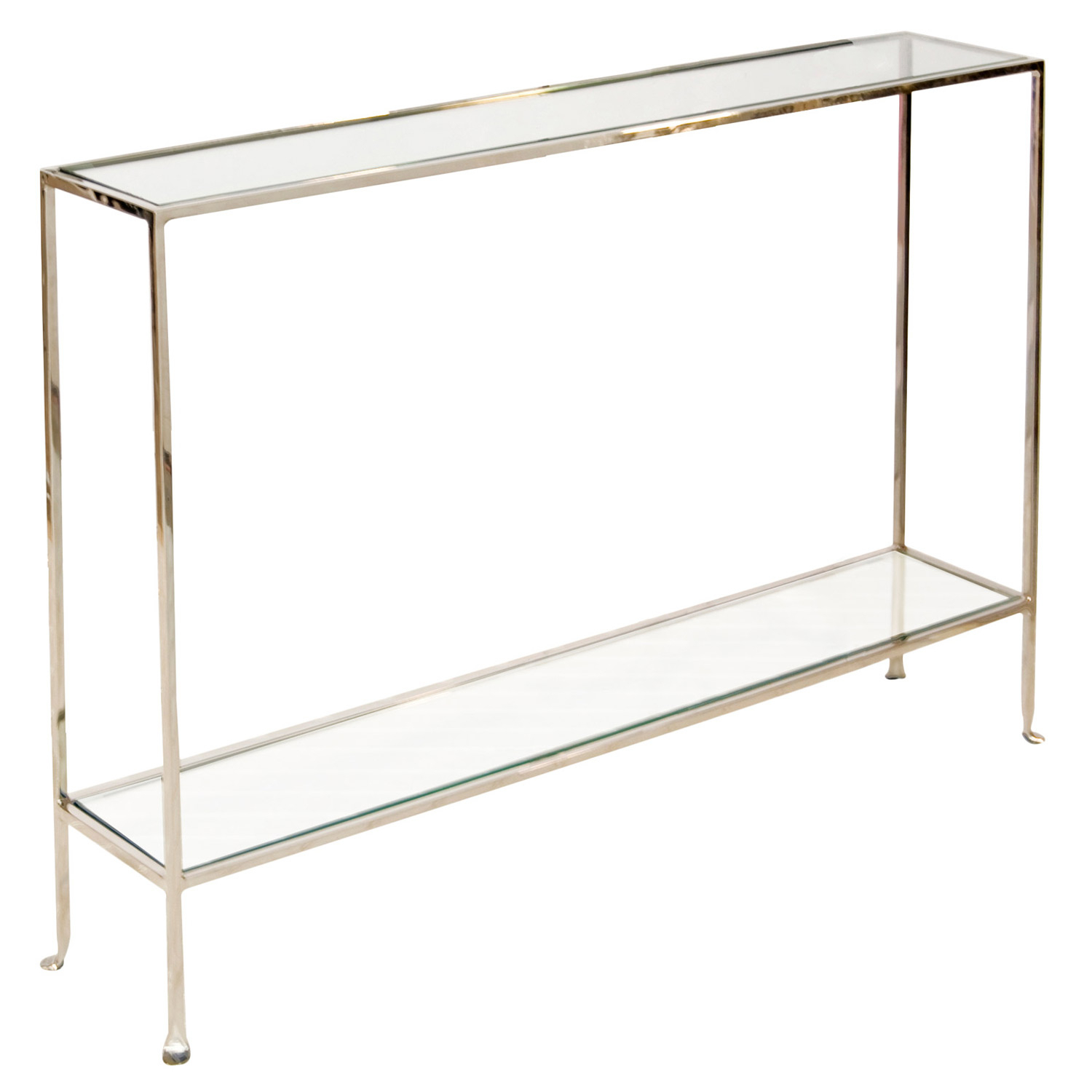 Console Tables Interesting 12 Inch Deep Console Table High Mission inside Silviano 84 Inch Console Tables (Image 14 of 30)