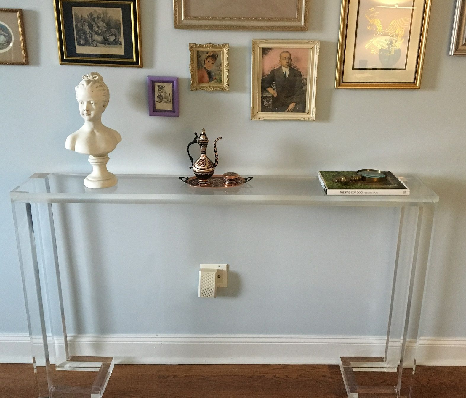 Custom Console Table – (View 19 of 30)