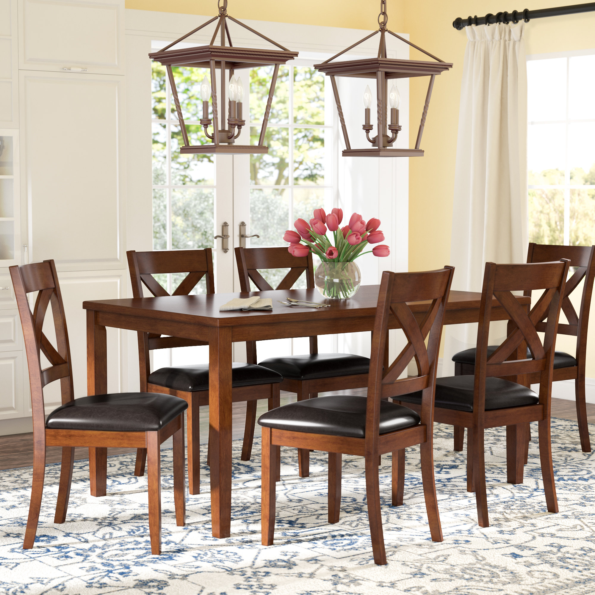 Darby Home Co | Wayfair with Chari Media Center Tables (Image 6 of 30)