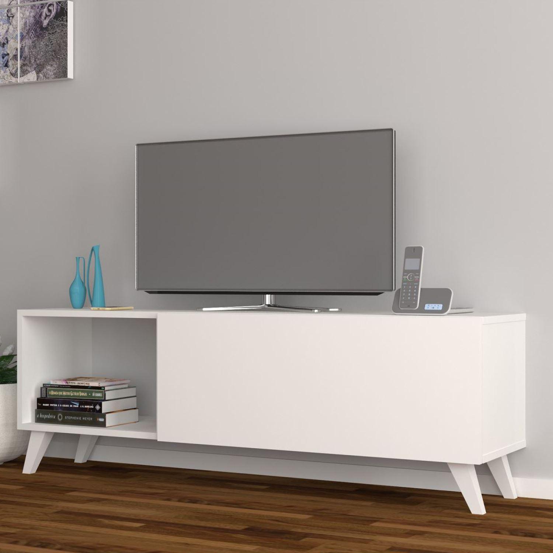 Dmodül Smart Tv Ünitesi 140 Cm   Dekorazon within Kai 63 Inch Tv Stands (Image 8 of 30)