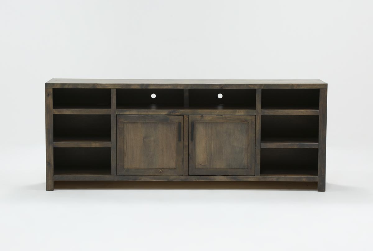 Ducar 84 Inch Tv Stand | Living Spaces regarding Oxford 84 Inch Tv Stands (Image 15 of 30)