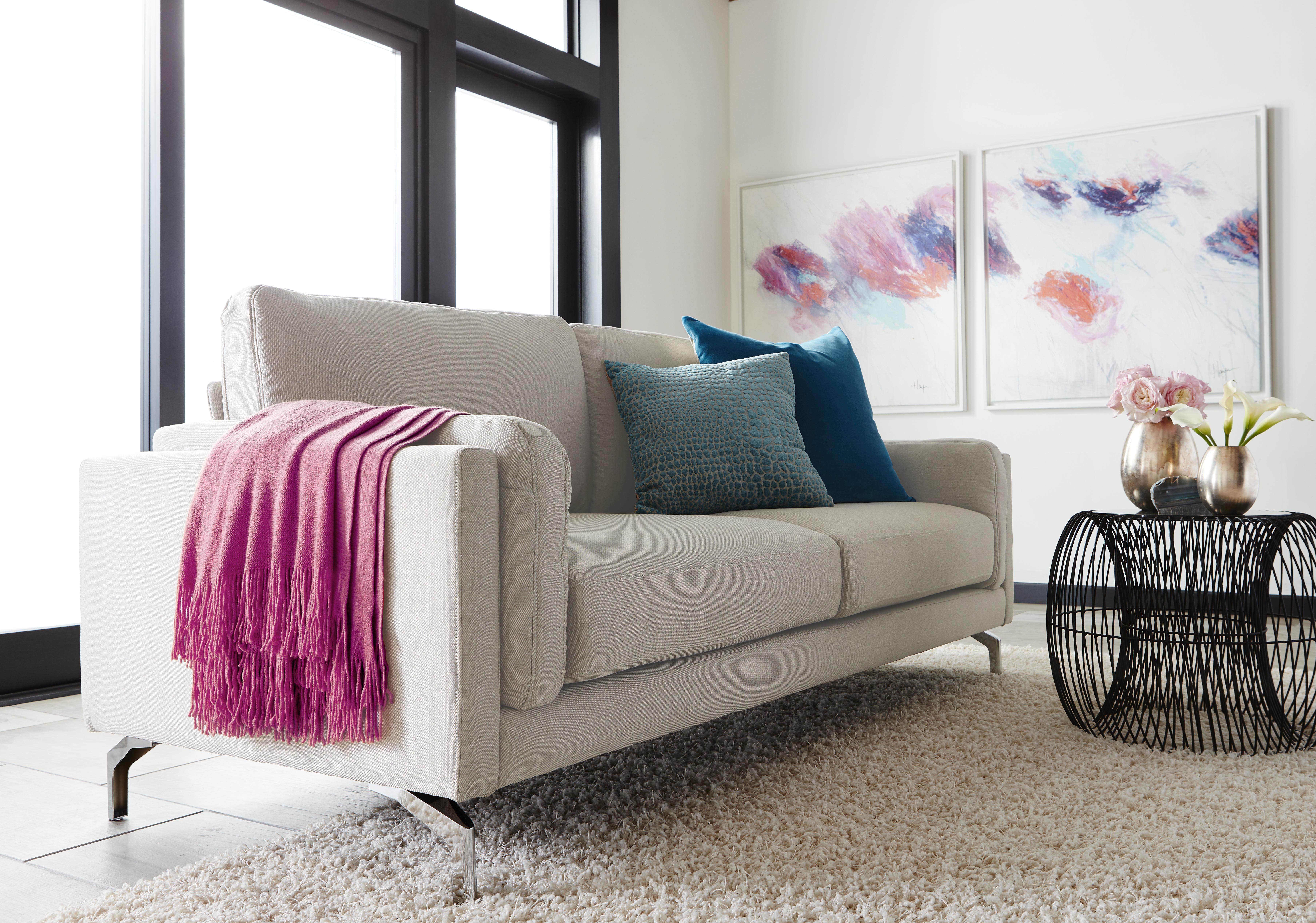 Elle Decor Remi Sofa & Reviews | Wayfair.ca Regarding Remi Console Tables (Photo 15 of 30)