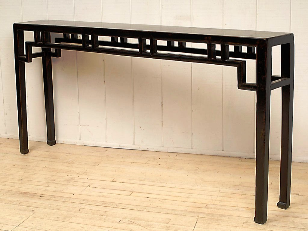 Extra Long Console Table For Hallway : Console Table – Extra Long Within Silviano 84 Inch Console Tables (Gallery 30 of 30)