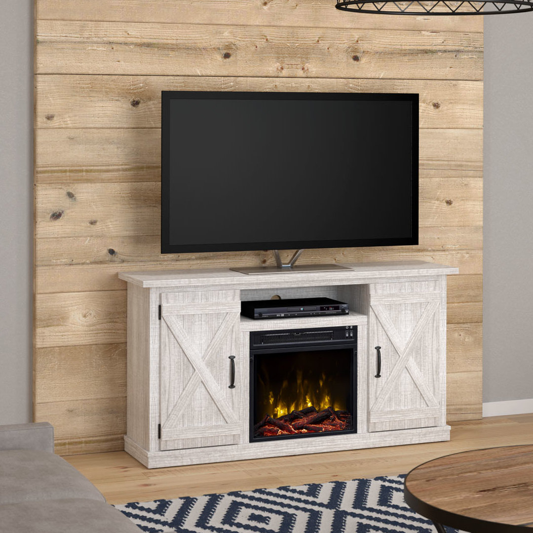 Fireplace Tv Stands & Entertainment Centers You'll Love | Wayfair (View 6 of 30)
