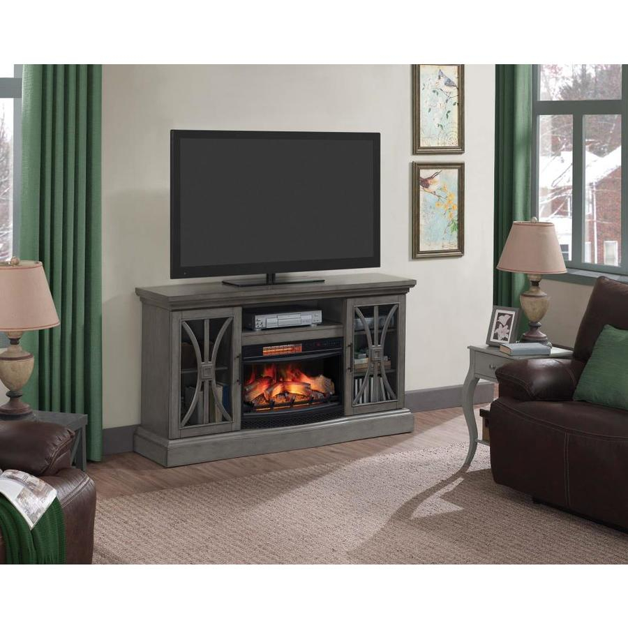 Fireplaces At Lowes Inside Lauderdale 62 Inch Tv Stands (View 24 of 30)