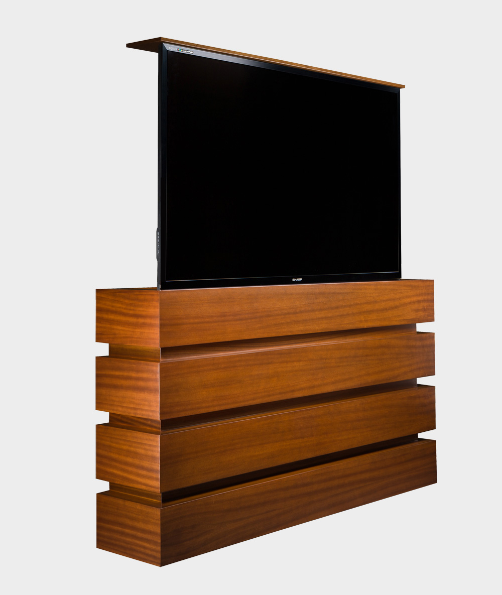 Flat Screen Tv Lift Cabinet | Large Flat Screen Tv Lift Furniture In Vista 68 Inch Tv Stands (View 22 of 30)