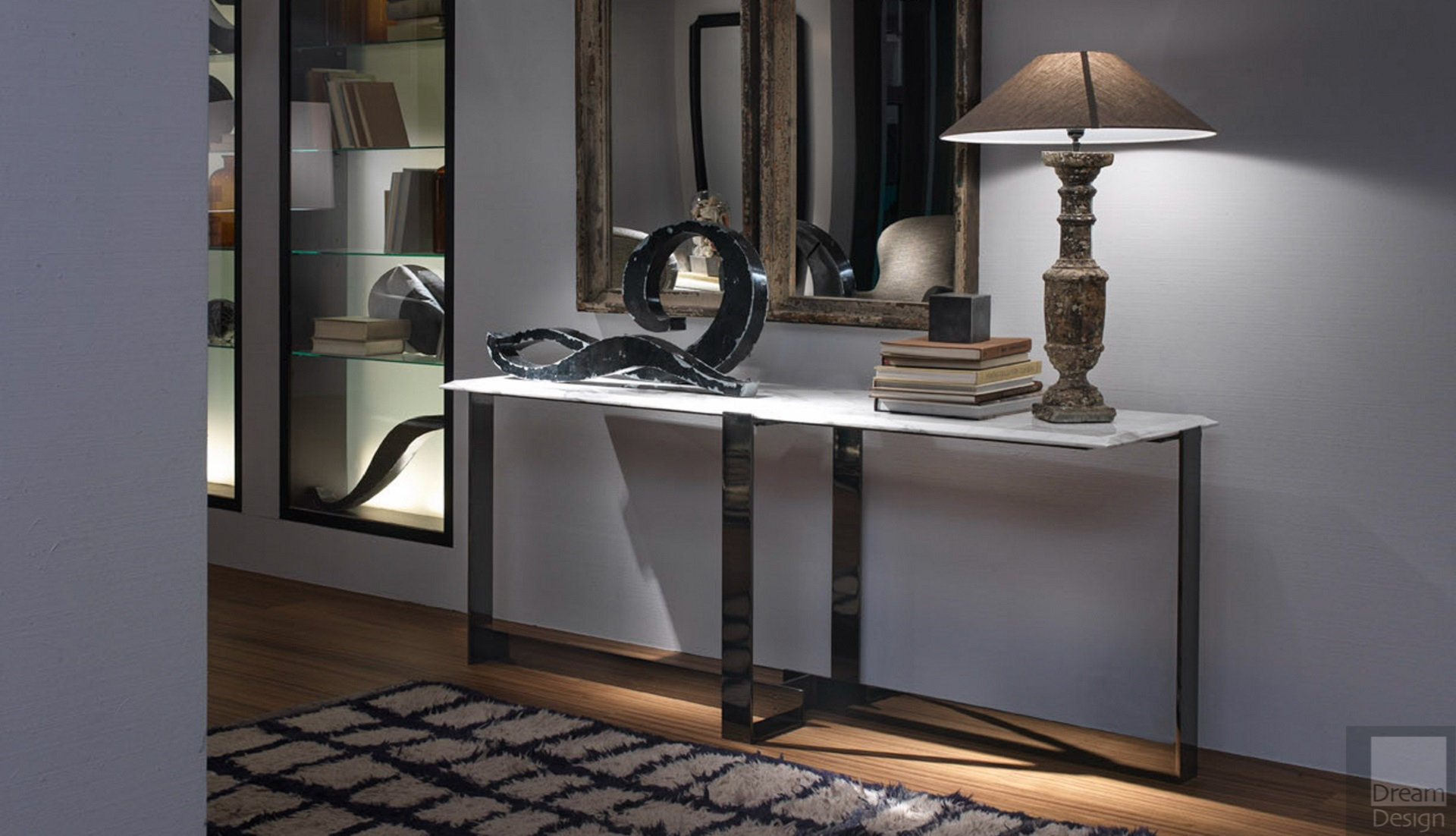 Flexform Mood Jacques Console Table - Everything But Ordinary intended for Jacque Console Tables (Image 7 of 30)