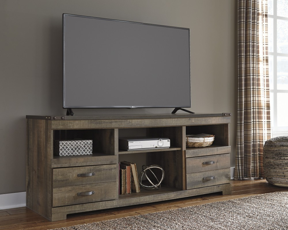 Furniture: Amazing Tv Stand With Fireplace For Your Flat Screen Tv For Willa 80 Inch Tv Stands (View 7 of 30)