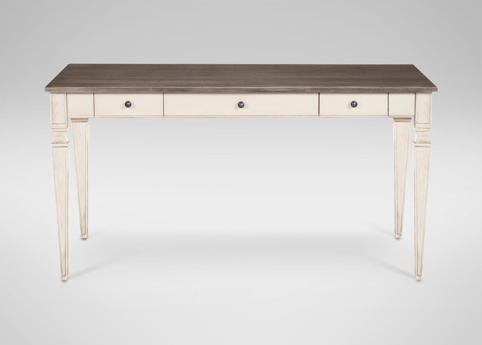 Furniture: Ethan Allen Desks Designed To Suit Every Taste And With Ethan Console Tables (View 21 of 30)