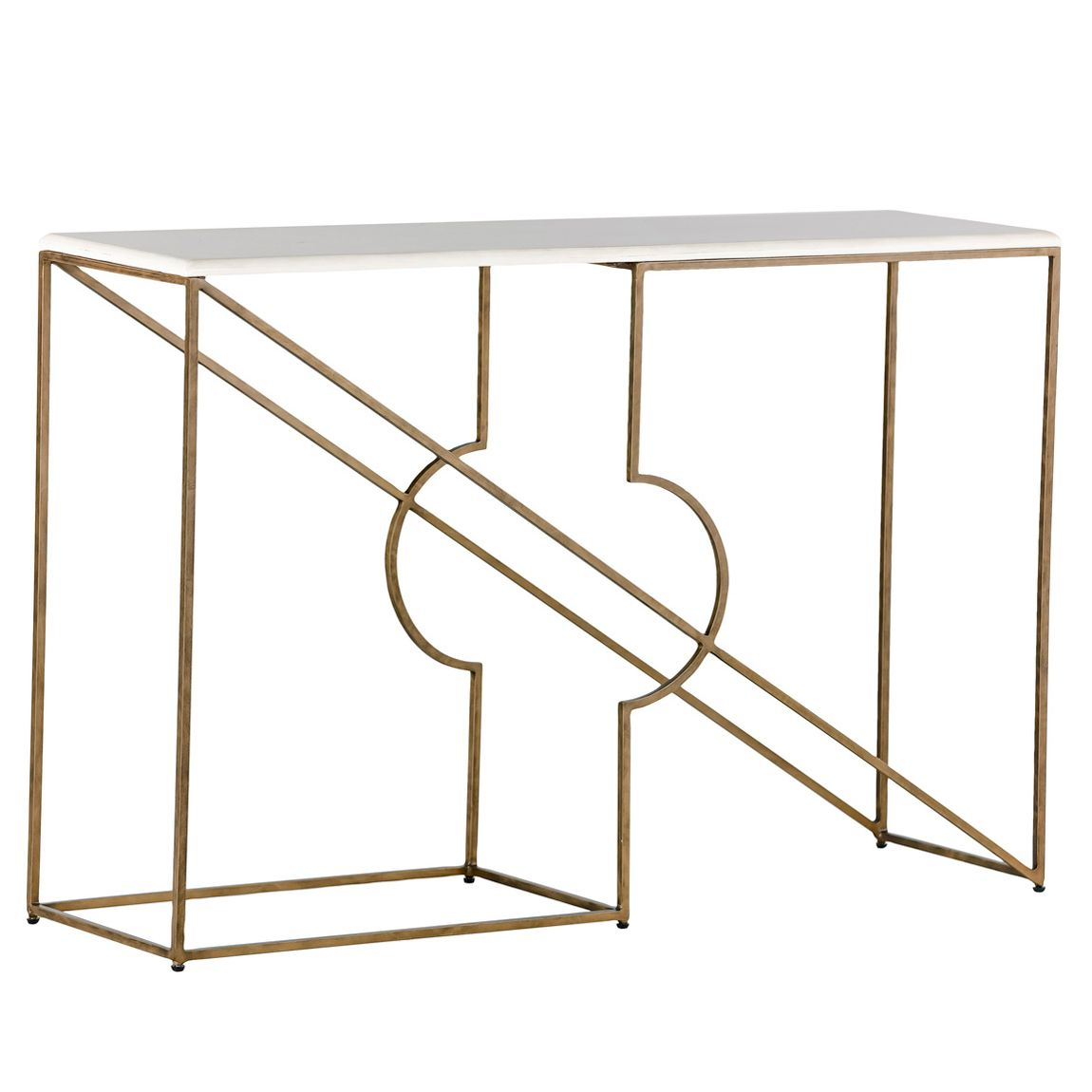 Gabby Furniture Galileo Console Table #laylagrayce | Laylagrayce throughout Ventana Display Console Tables (Image 13 of 30)