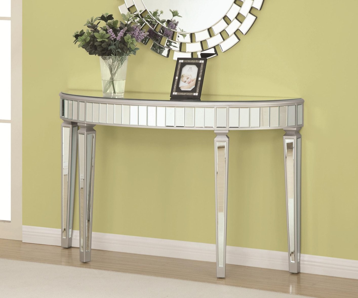 Glass Console Tables – Netcarshow With Elke Glass Console Tables With Brass Base (View 13 of 30)
