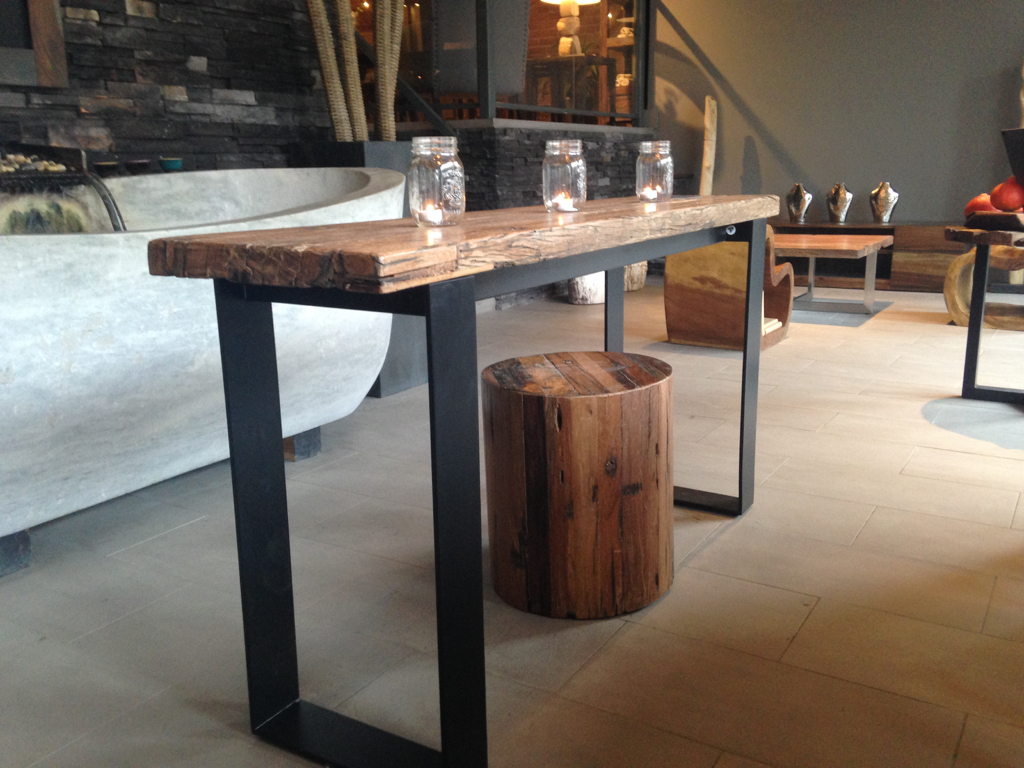 Hall Table Height Inside Echelon Console Tables (View 15 of 30)