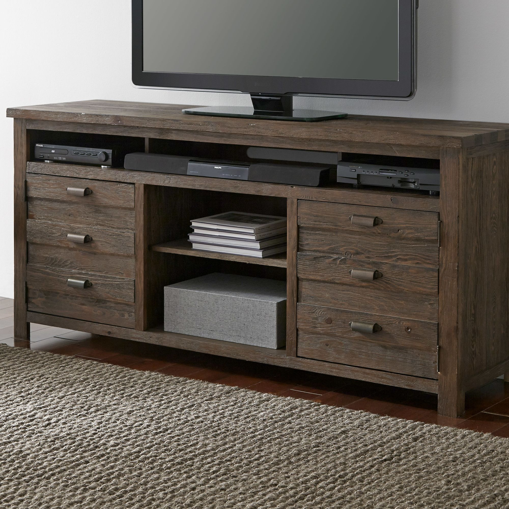 Hawthorne Tv Stand | Products | Pinterest | Tv Stands And Consoles pertaining to Canyon 74 Inch Tv Stands (Image 8 of 30)