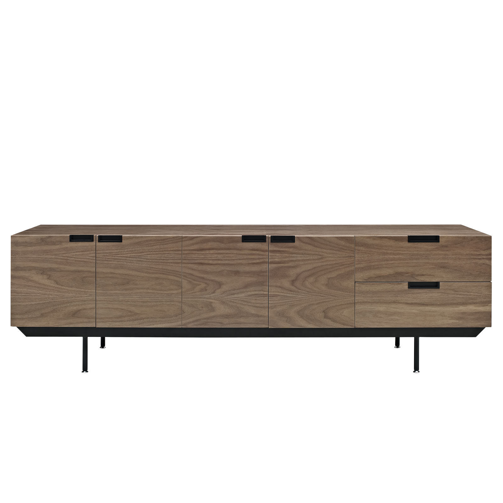 """Herald Tv Stand For Tvs Up To 78"""" & Reviews 
