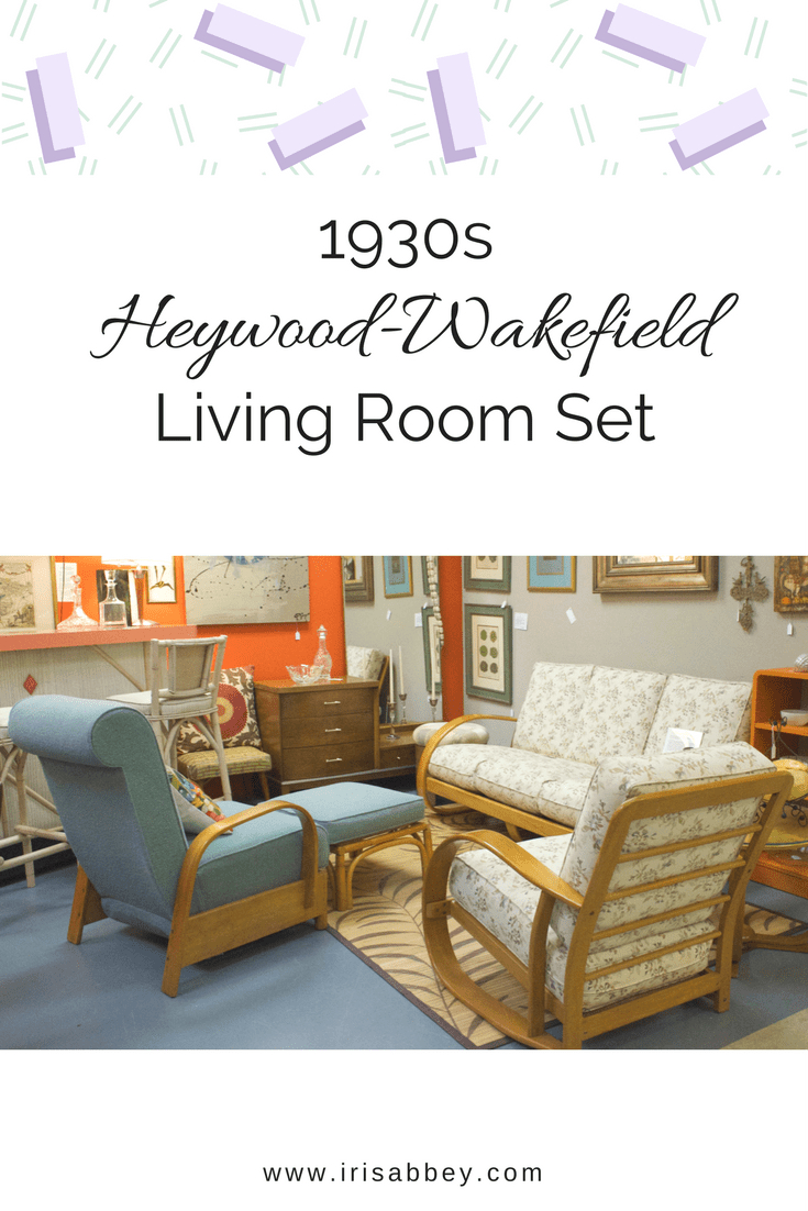 Heywood Wakefield Archives – Iris Abbey With Wakefield 67 Inch Tv Stands (View 6 of 30)