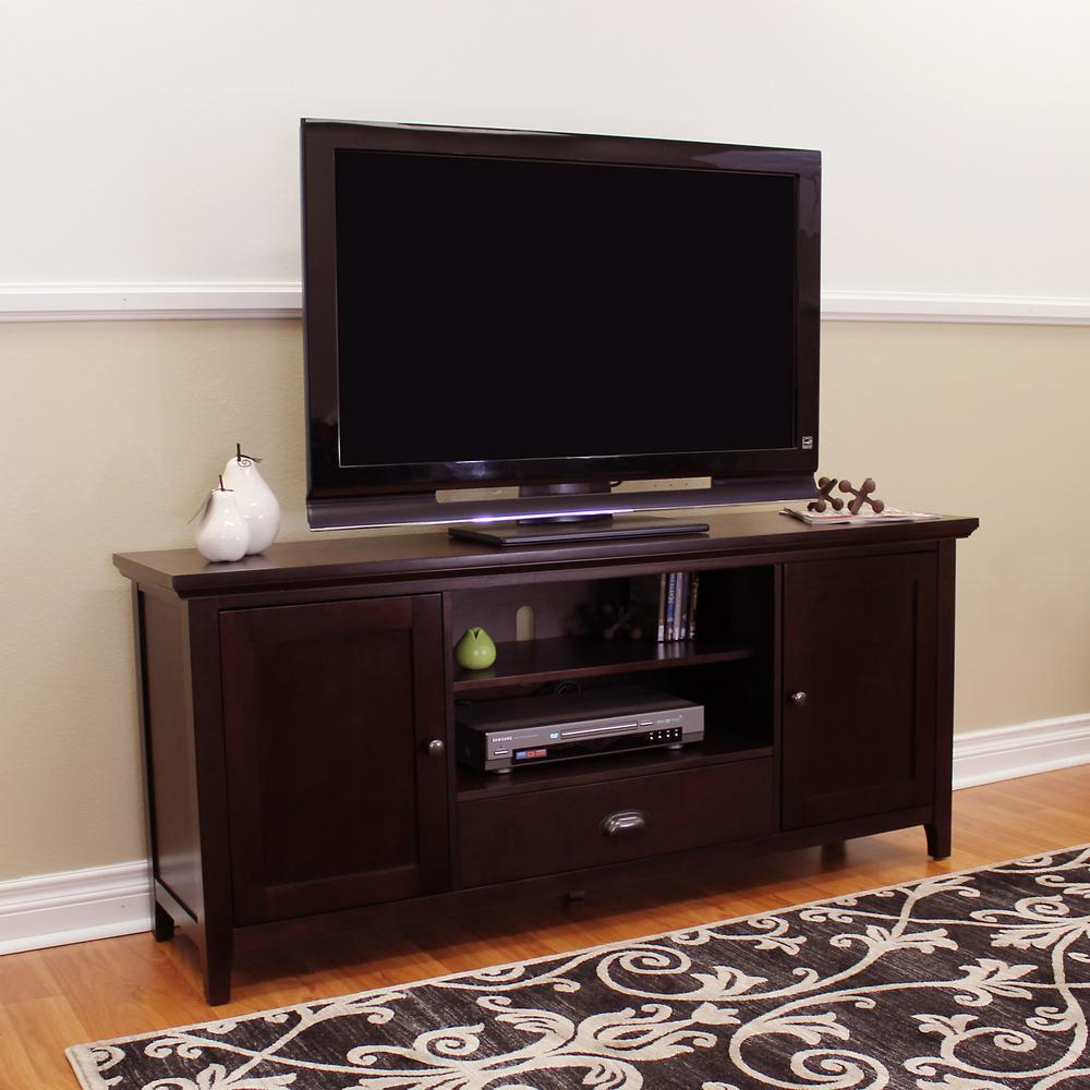 Home Decorators Collection - Tv Stands - Living Room Furniture - The in Canyon 54 Inch Tv Stands (Image 11 of 30)