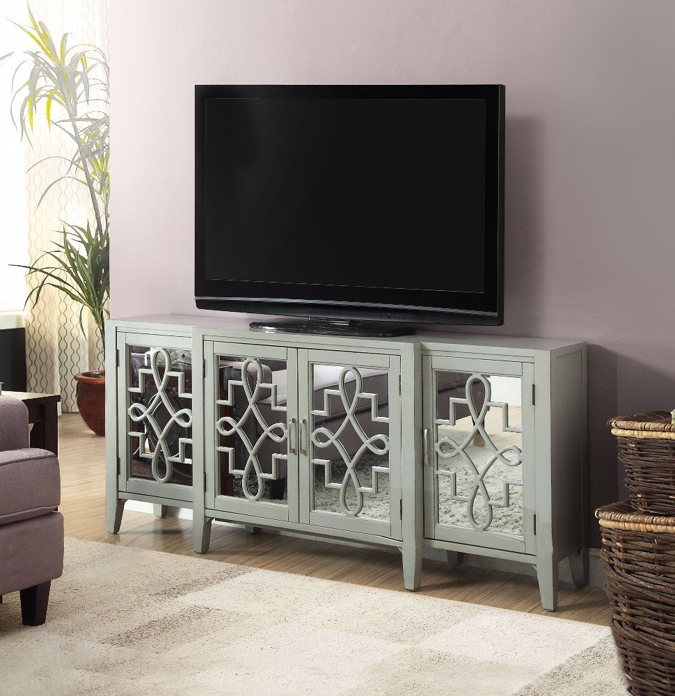 House Of Hampton Chanelle Tv Stand & Reviews | Wayfair for Murphy 72 Inch Tv Stands (Image 14 of 30)