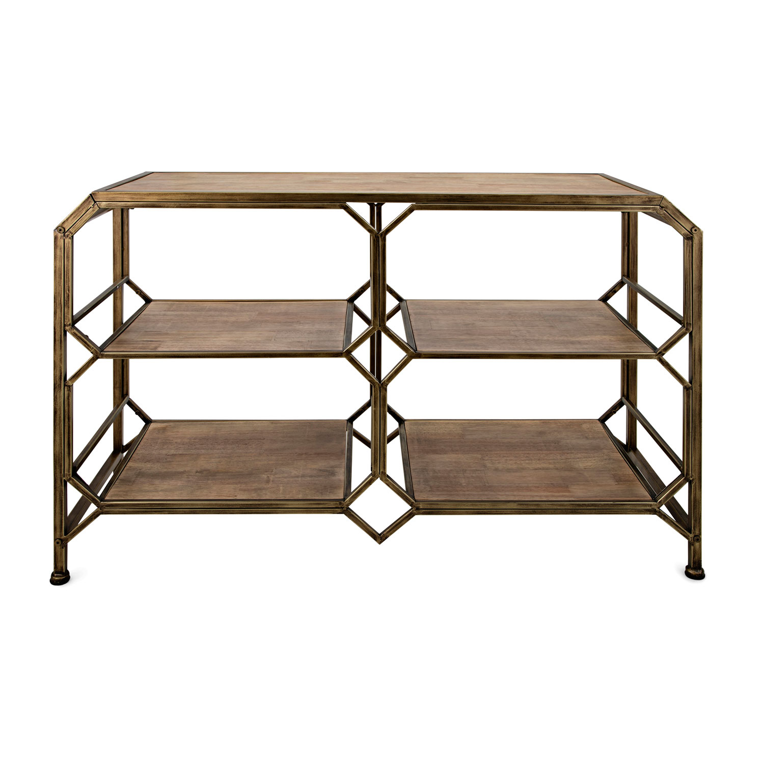 Imax Tobias Console Shelf 16280 | Bellacor For Tobias Media Console Tables (View 7 of 30)