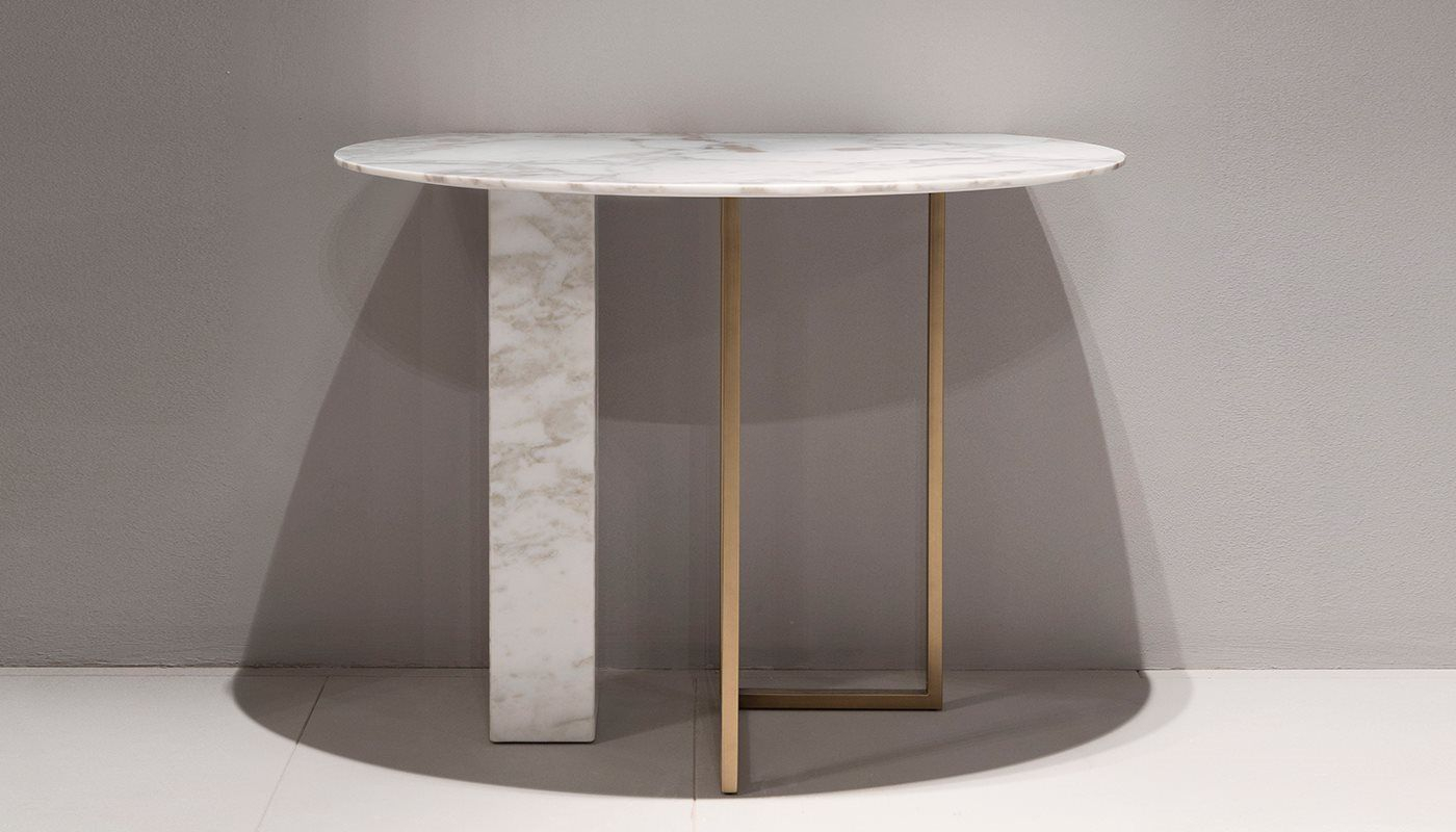 Img 0078mod 1400x800 | Console | Pinterest | Consoles, Tables And Within Elke Marble Console Tables With Polished Aluminum Base (View 9 of 30)