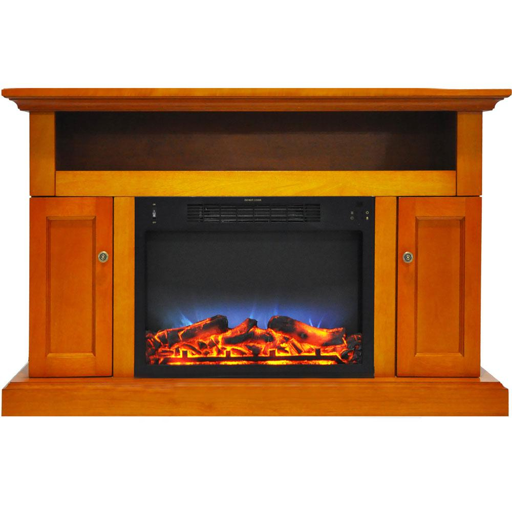 Infrared – Fireplace Tv Stands – Electric Fireplaces – The Home Depot Inside Valencia 60 Inch Tv Stands (View 14 of 30)