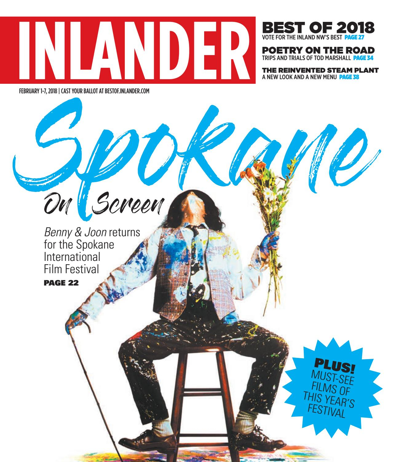 Inlander 02/01/2018The Inlander - Issuu inside Jaxon 76 Inch Plasma Console Tables (Image 7 of 30)