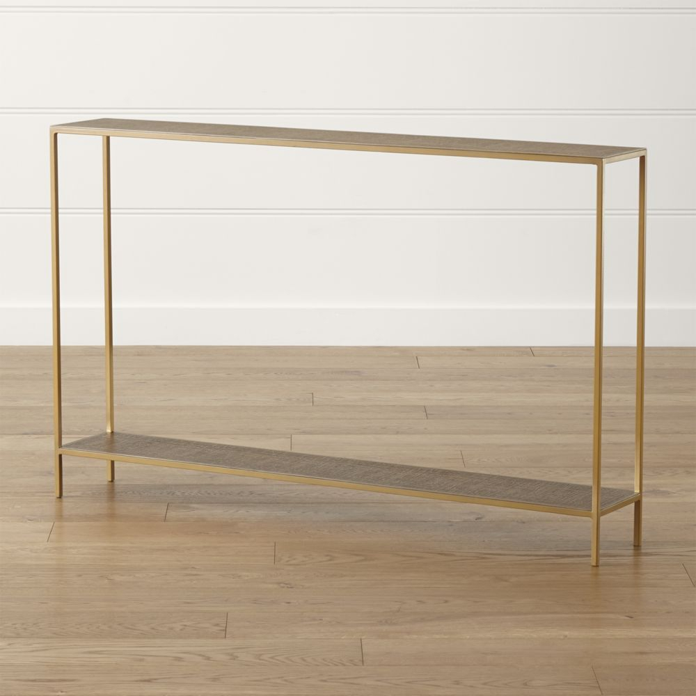 Jacque Console Table | Pinterest | Console Tables, Consoles And Crates inside Jacque Console Tables (Image 10 of 30)