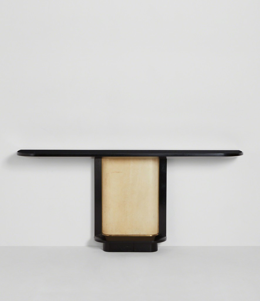 Jacques Adnet | Console Table (Circa 1939) | Artsy within Jacque Console Tables (Image 14 of 30)