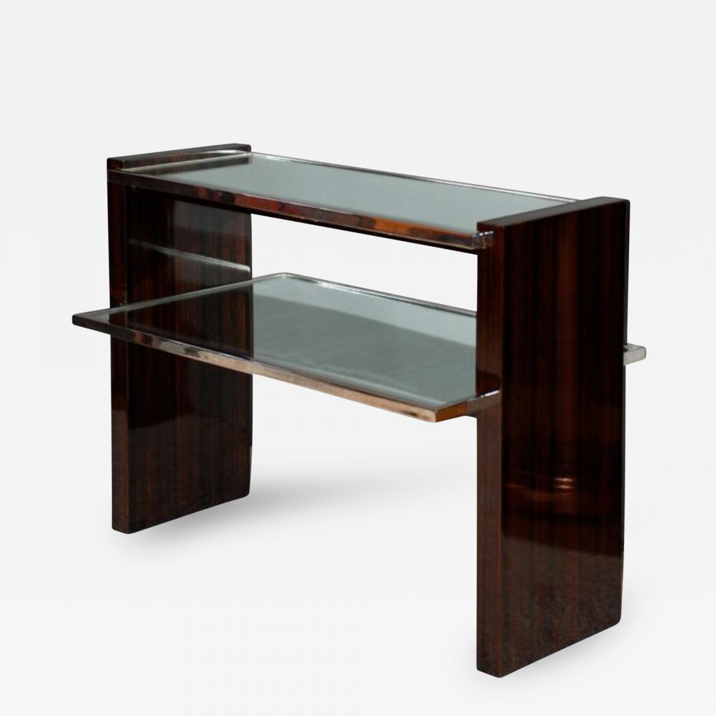 Jacques Adnet - Jacques Adnet Console Table inside Jacque Console Tables (Image 13 of 30)