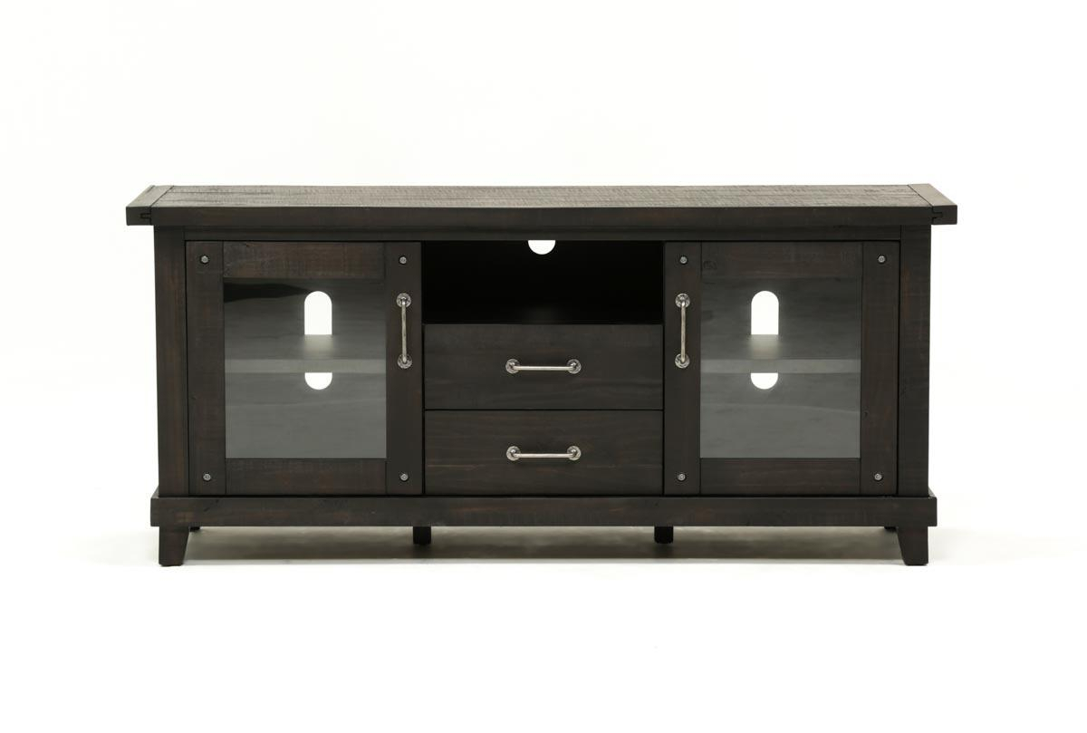 Jaxon 71 Inch Tv Stand | Living Spaces For Jaxon 76 Inch Plasma Console Tables (Image 15 of 30)