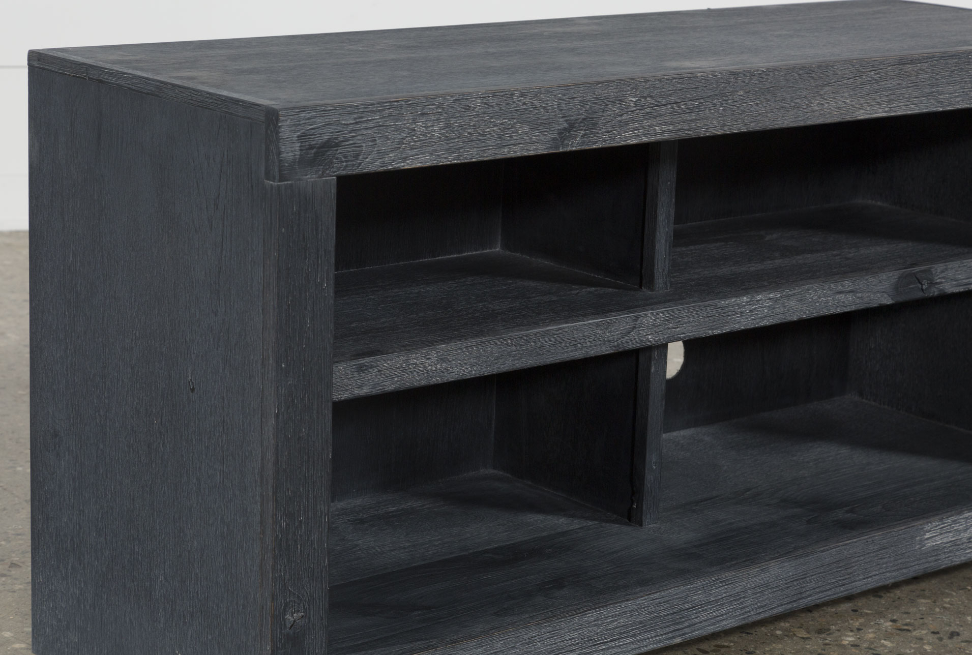 Kilian Black 49 Inch Tv Stand | Products | Pinterest | Black Regarding Kilian Black 49 Inch Tv Stands (Photo 1 of 30)