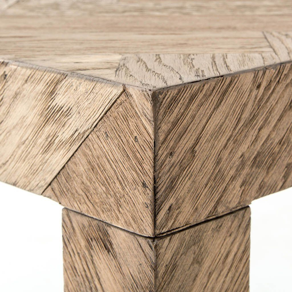 Lamar Console Table | Products | Console Table, Console, Table regarding Parsons Travertine Top & Dark Steel Base 48X16 Console Tables (Image 13 of 30)
