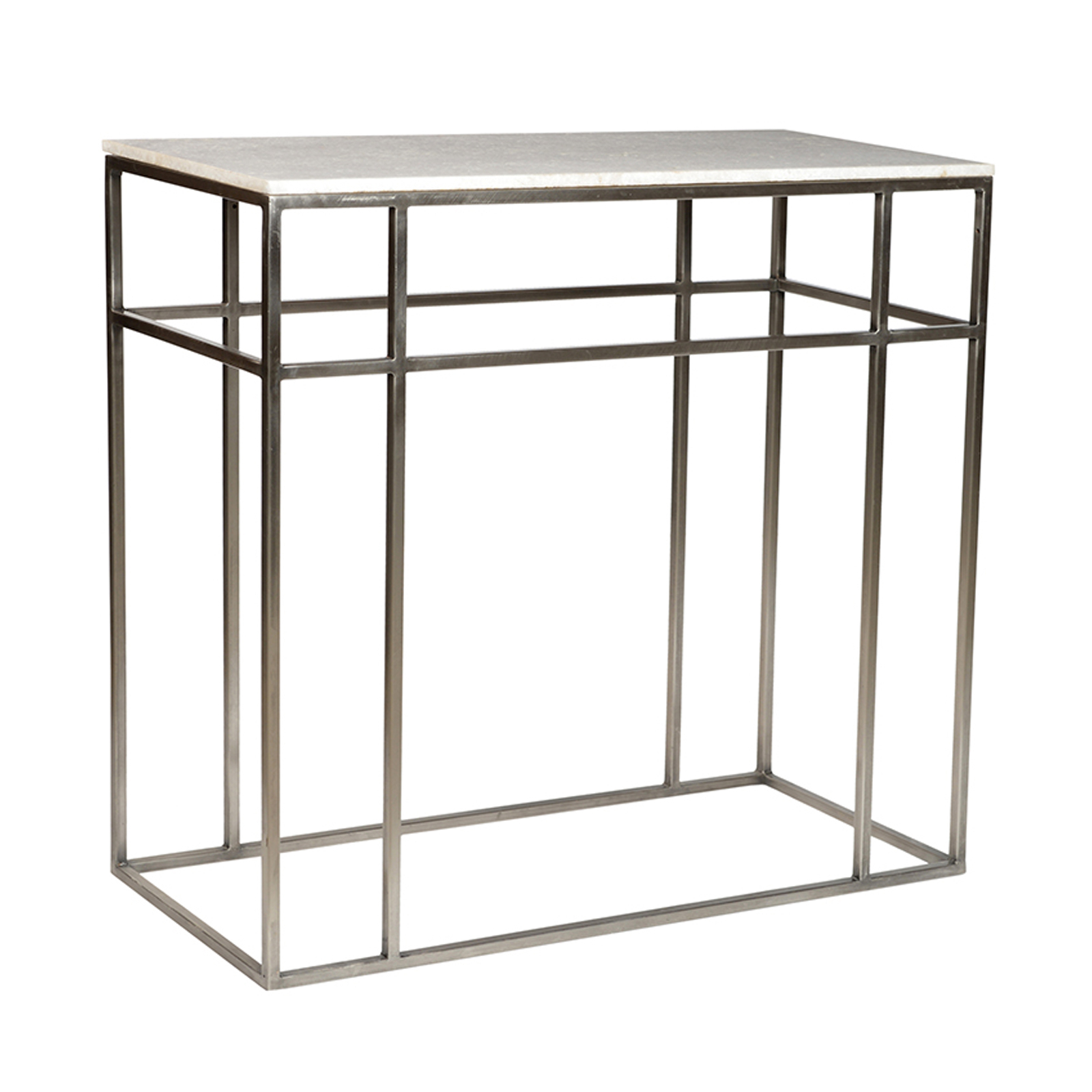 Laney Console Table Furniture | Mix Furniture in Mix Patina Metal Frame Console Tables (Image 14 of 30)